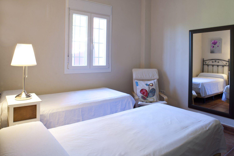 second bedroom ronda villa