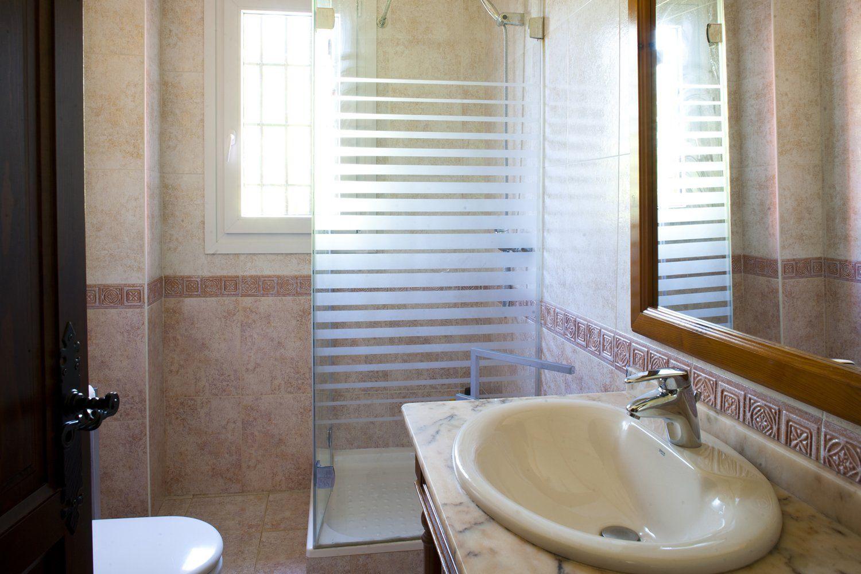 bathroom villa in ronda